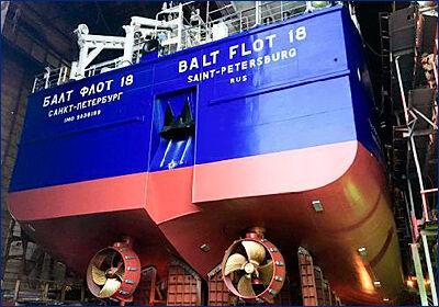 «Красное Сормово» передало заказчику пятый танкер-химовоз проекта RST27M