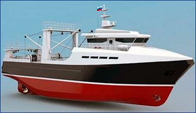 На «Вымпеле» заложат малотоннажное судно для карельских рыбаков