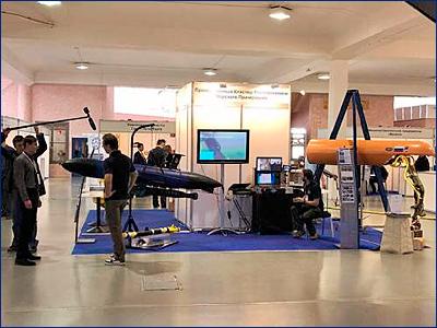 В Петербурге создали промышленный кластер морской робототехники