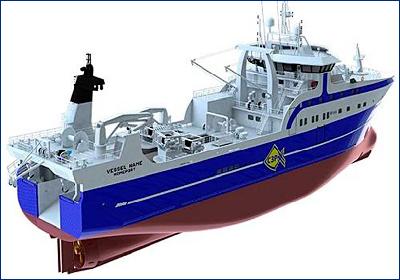 Архангельская область поддержит строительство рыбопромысловых судов