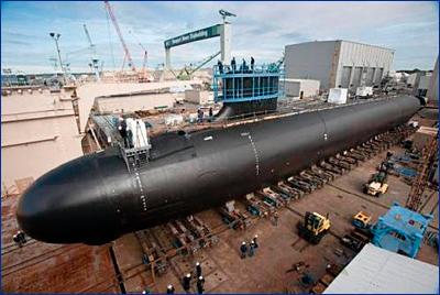 США начинают использовать аддитивные технологии в кораблестроении