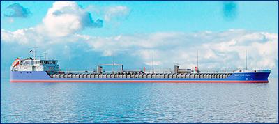 В Астрахани построят два танкера-химовоза