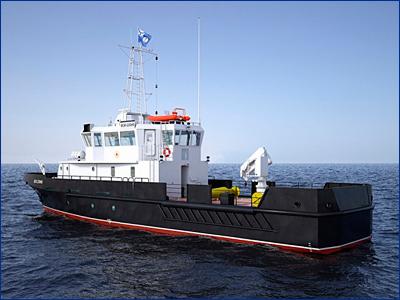 В Нижнем Новгороде заложат еще два гидрографических катера для ВМФ