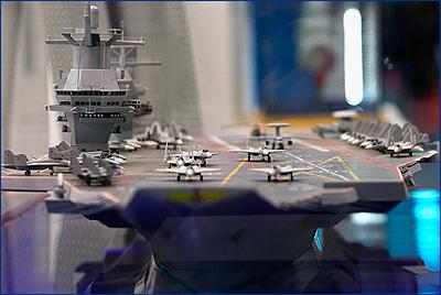 ОСК представит Минобороны доработанные варианты нового авианосца до конца года