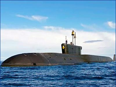 В России построят еще шесть АПЛ класса «Борей-А»