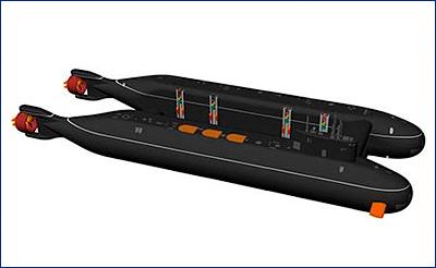 ОСК разрабатывает для ВМФ боевые подводные комплексы