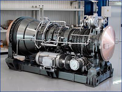 Флот получит первые серийные российские газотурбинные двигатели в 2019 году