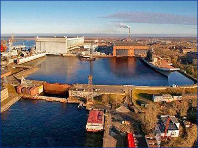Завершен важный этап строительства перспективной АПЛ «Хабаровск»
