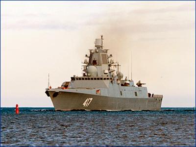 ВМФ РФ получит первые серийные российские газотурбинные двигатели в 2019 году