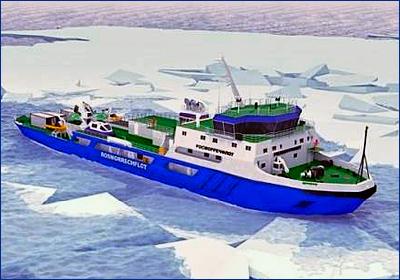 «Звезда» построит ледокол