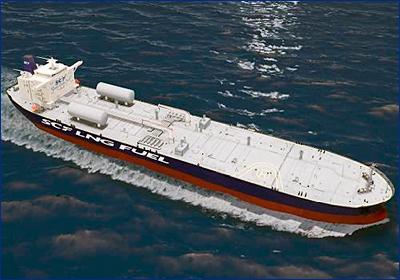 Опыт «Совкомфлота» позволит «Роснефти» построить танкер на СПГ