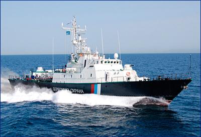Судостроительная фирма «Алмаз» спустила сторожевой корабль «Керчь» проекта 10410
