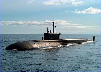 Россия представила новую ПЛ водоизмещением более 10000 тонн для перевозки до 80 управляемых снарядов