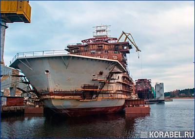 Выборгский завод к ноябрю сдаст три ледокола