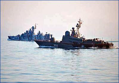 До конца года боевой состав ВМФ пополнят 19 новых единиц