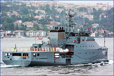 ВМС Туниса приняли на вооружение второй патрульный корабль нового поколения