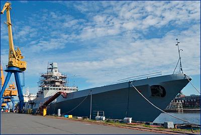 Сдачу фрегата «Адмирал Касатонов» перенесли на осень 2019 года