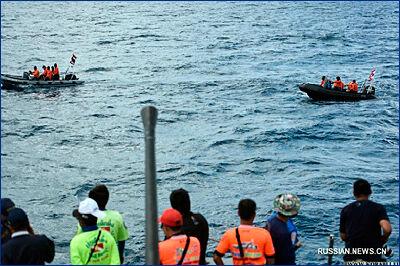 В Таиланде готовятся к подъему затонувшего судна «Феникс», судьба пятерых пропавших неизвестна