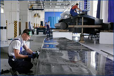 Суда российского завода АО «РИФ» получили европейский сертификат качества