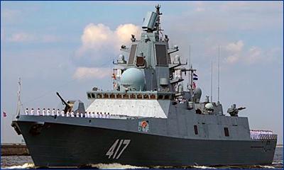 ВМФ РФ сохраняет планы по приему фрегата «Адмирал Горшков» в третьем квартале 2018 года
