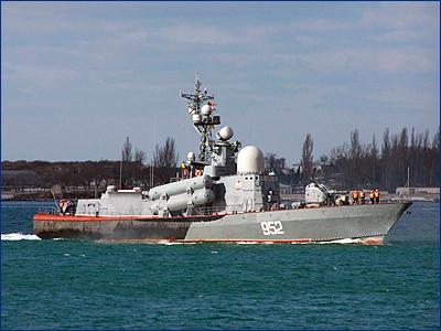 ВМФ получит два корвета «Молния» с новейшим российским вооружением