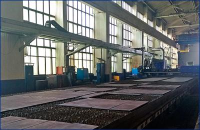 Новое производство металла для секционной сборки корпусов кораблей и судов запустят в Находке