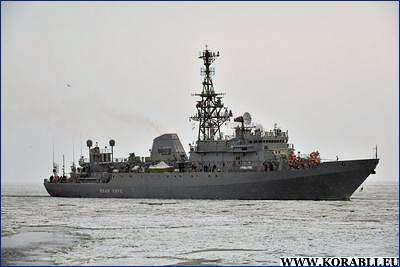 ВМФ России получил три новых корабля и один после ремонта