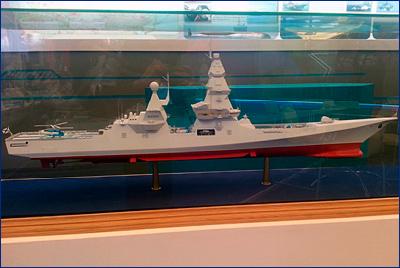 Эсминцы «Лидер» вернут России статус крупной военно-морской державы