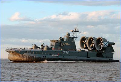 В Хабаровске построят десятки десантных кораблей на воздушной подушке для ВМФ РФ – Борисов