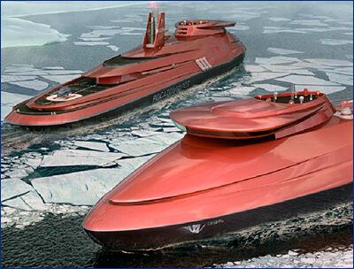 Атомный ледокол «Лидер» построят на судостроительном комплексе «Звезда»