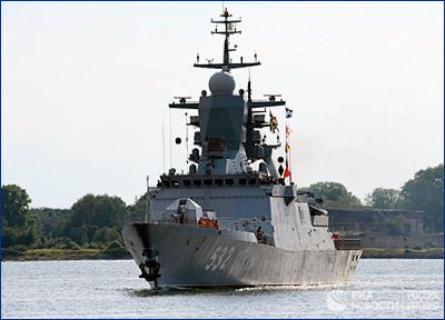 ВМФ до конца года получит 26 кораблей и судов
