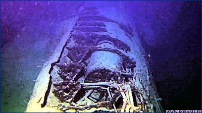 В Италии обнаружена подводная лодка «Alberto Guglielmotti», затонувшая в марте 1917 года