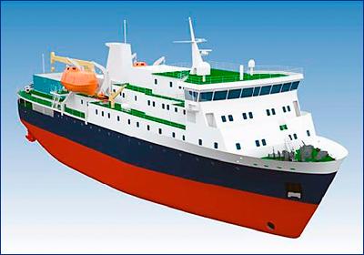 Невский ССЗ построит два грузопассажирских судна проекта PV22