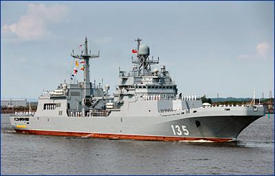 Невское ПКБ предлагает флоту проект вертолетоносца водоизмещением 30 тыс. тонн