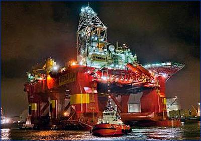 Буровая платформа Stena Don пройдет переоборудование на Damen Verolme Rotterdam