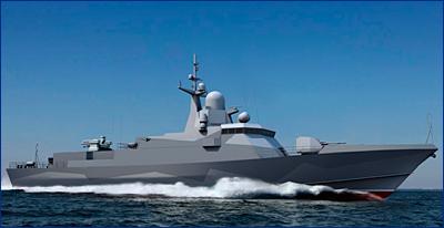 До 2026 года Тихоокеанский флот получит шесть «Каракуртов» с «Калибрами»