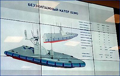 Зеленодольское ПКБ нашло место безэкипажным катерам на корветах, фрегатах и эсминцах