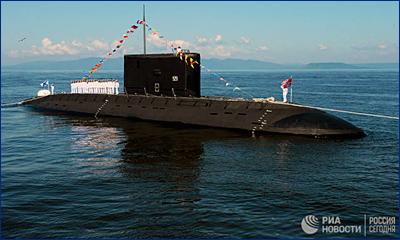 Филиппины могут купить у России дизельную субмарину, считает эксперт