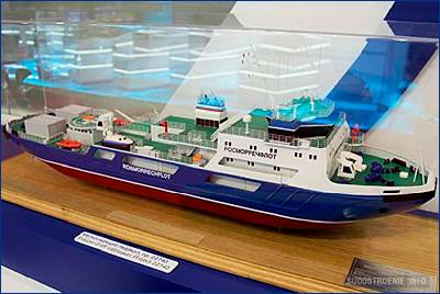 ЦКБ «Лазурит» выполнит техпроект и рабочую документацию ледокола проекта 22740
