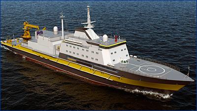 ЦМКБ «Алмаз» озвучило предложения по модернизации системы поисково-спасательного обеспечения ВМФ
