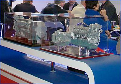 Коломенский завод разработал новый судовой дизель для ВМФ