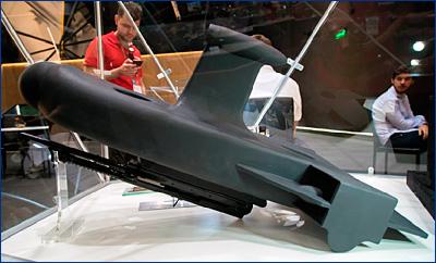 Подводные беспилотники дрейфуют в «Ростех»