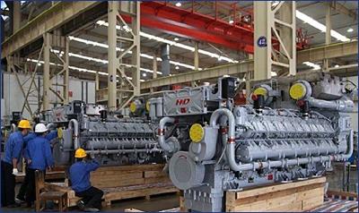 Новые МРК проекта 22800 «Каракурт» хотят оснастить китайскими двигателями