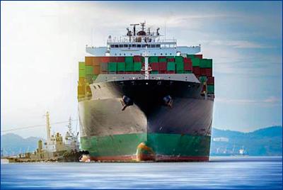 Мировые лидеры создадут суперэффективный контейнеровоз