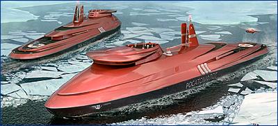 Первый ледокол «Лидер», скорее всего, будут строить на «Звезде» – Мантуров