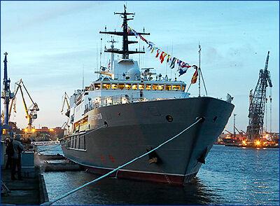 «Адмиралтейские верфи» готовы строить суда проекта 21300 и спасательный аппарат «Бестер»