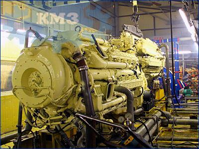 Кингисеппский машзавод начнет производство дизелей М507 после получения документов от «Звезды»