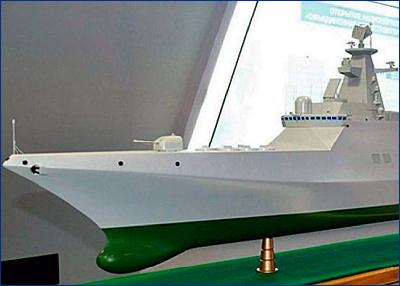 «Северная верфь» может приступить к строительству эсминца «Лидер» в 2019 году