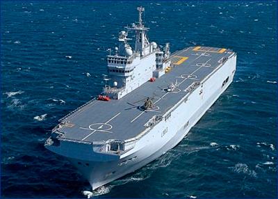 России нужны корабли с вертолетным авиакрылом – Борисов