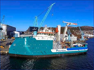 Новое судно от Ulstein получит имя одного из крупнейших созвездий